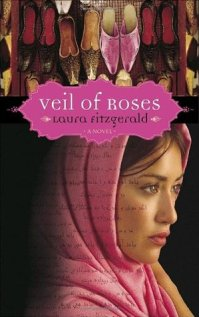 Veil of Roses by Laura Fitzgerald book cover