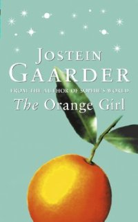 The Orange Girl by Jostein Gaardner Book Cover