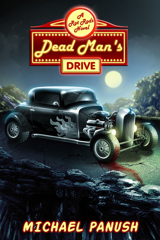 Cover of Dead Man's Drive from Goodreads.com