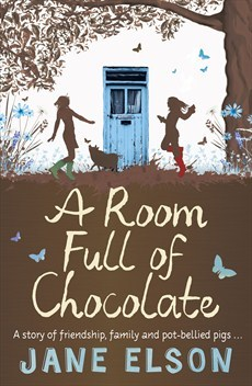 Book Review: A Room Full of Chocolate