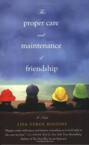 The Proper Care and Maintenance of Friendship