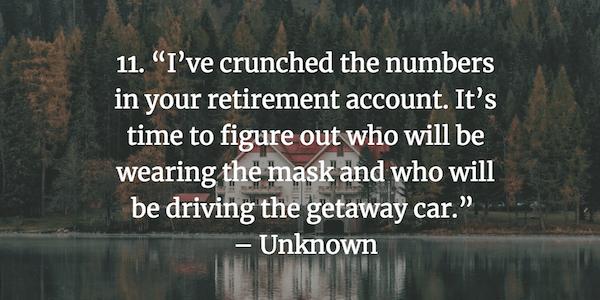 55 funny retirement quotes