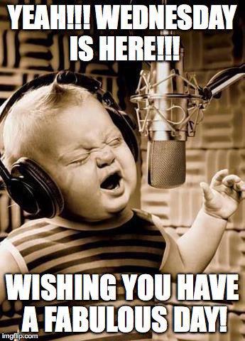 Happy Wednesday Meme : happy, wednesday, Happy, Wednesday, Memes, Little, Easier, Through, Fairygodboss