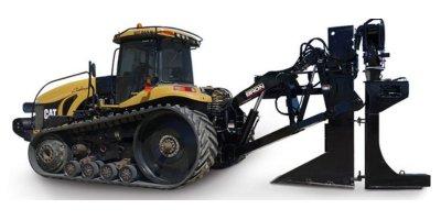 bron 400 add on drainage plow add