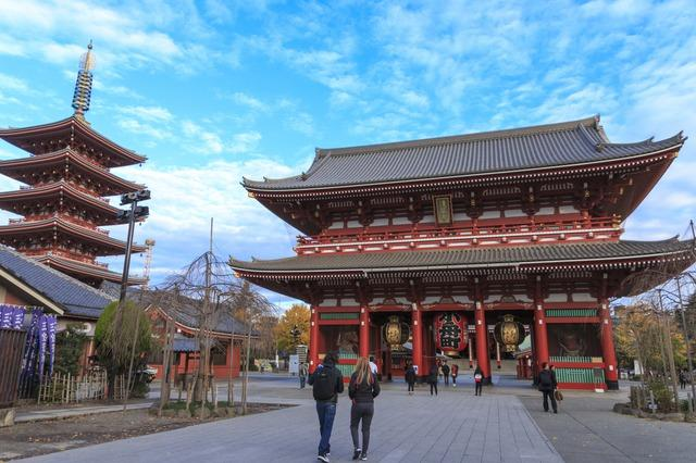 Sightseeing Places Tokyo
