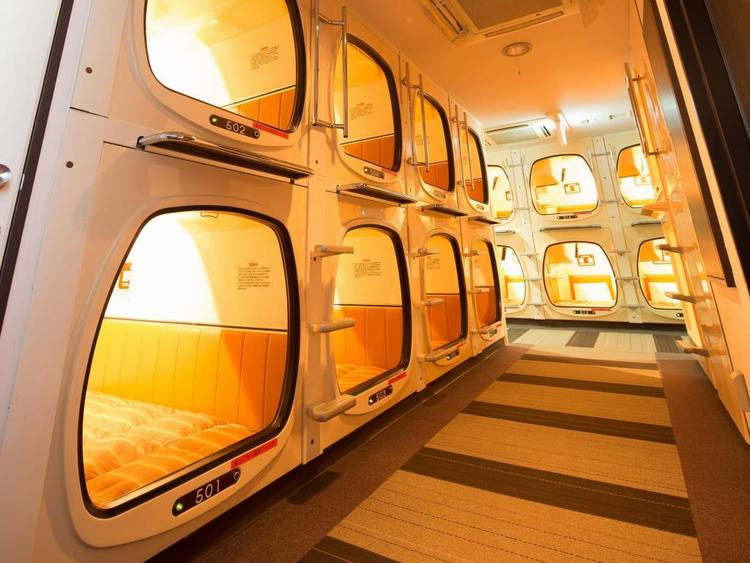 Look Here For Capsule Hotels In Shibuya 6 Recommended
