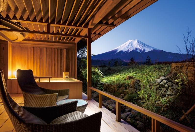 【山梨住宿】精選6間河口湖周邊高級旅館!將壯觀的富士山美景盡收眼底吧!   tsunagu Japan 繫日本