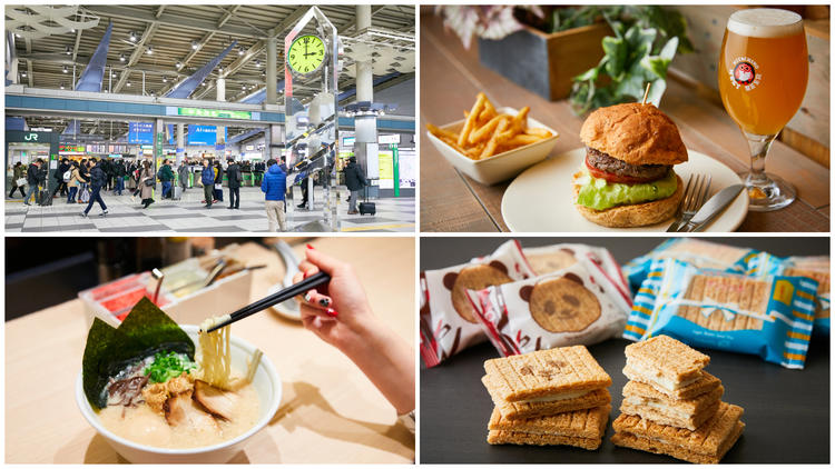 【東京自由行】從拉麵到和牛!在轉乘大站「品川站內」盡享美食購物趣! | tsunagu Japan 繫日本