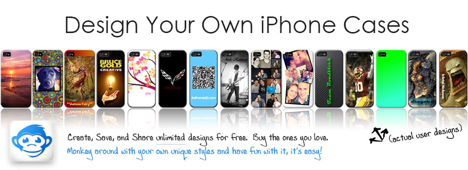 design your own iphone