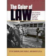 Color of Law : Steve Babson : 9780814334966