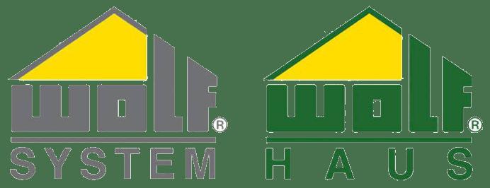 Wolf System  Kundenhaus im Landhausstil