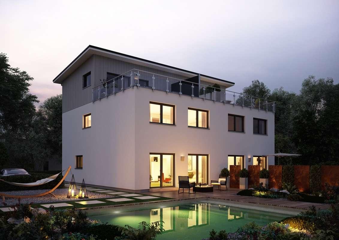 Das Doppelhaus Liegt Voll Im Trend