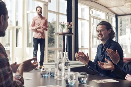 Nyhet! Nu vidareutvecklas konferensbokning online på Stenungsbaden Yacht Club