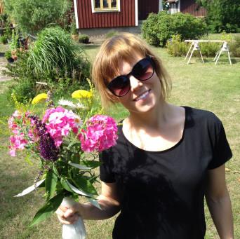 Karolina Adolfsson är månadens innovatör i september 2015