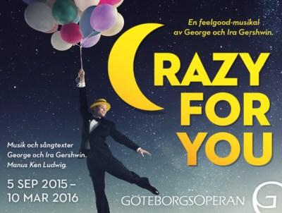 Stepp-musikal fullproppad med skratt, kärlek och stora dansnummer får premiär på GöteborgsOperan