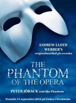 Biljettförsäljningen till The Phantom of the Opera slår rekord - 80 000 biljetter sålda första veckan