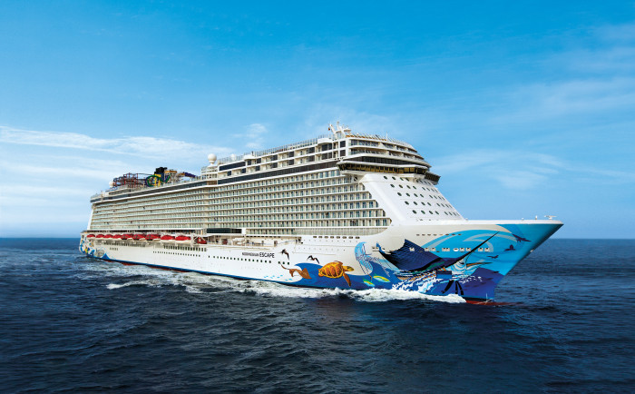 """Norwegian Cruise Line honoured once again as """"World's Leading Large Ship Cruise Line"""" by the World Travel Awards"""