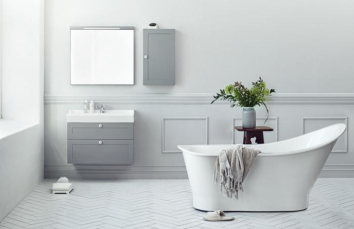 Ny badrumsserie Svedbergs Stil