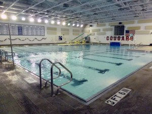 Each of the District's five swimming pools will be renovated.