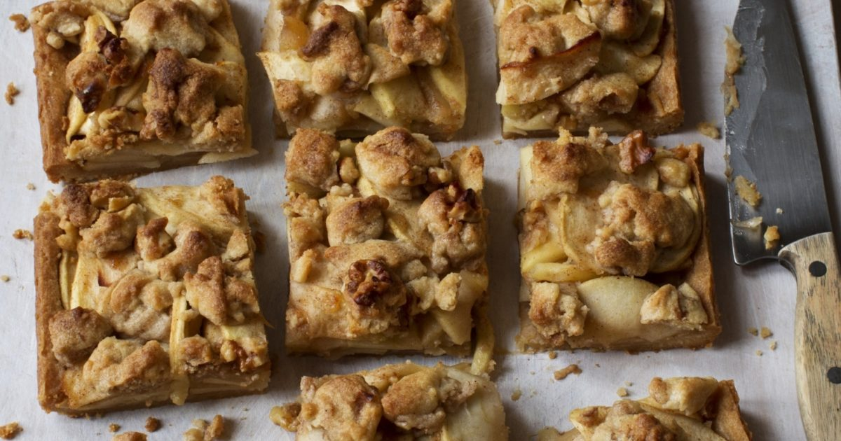 Apple Pie Bars  Recipes  Barefoot Contessa