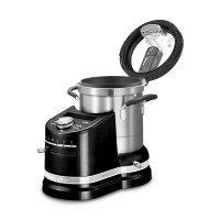 Cook Processor Artisan 4,5 l onyx-schwarz 12 tlg. - KitchenAid