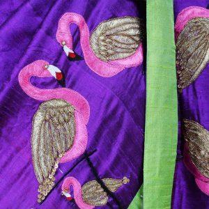 Raw Silk Everything About Raw Silk Wearabilty Utsavpedia