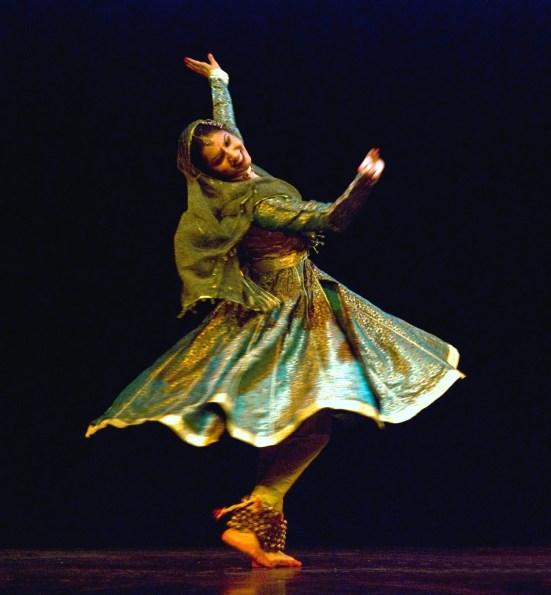 Kathak Dance - April A to Z Challenge