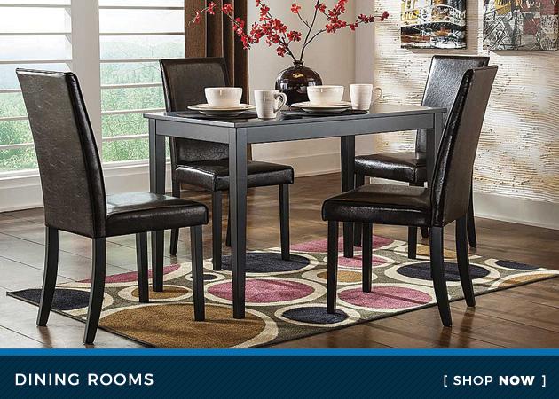 ashley furniture commando black sofa white stone table jannah - bronx, ny