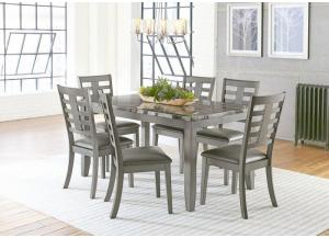 high top table with 6 chairs beach dining nj room set retailers discount sets new jersey canaan and all in one