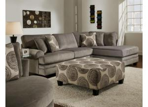 groovy 2 piece chaise sectional