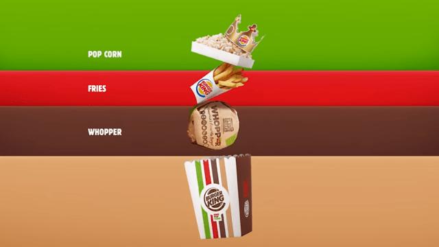 【品牌行銷案例】最有態度的漢堡王。這次要挑戰電影院外食!   dcplus 數位行銷實戰家