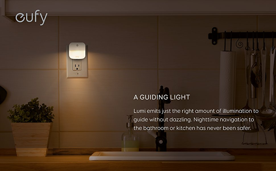 Eufy Lumi Plug In Night Light