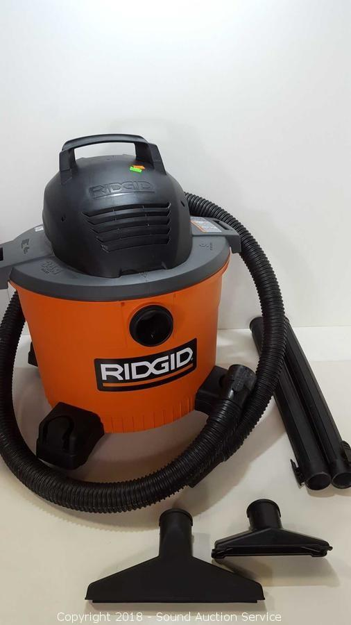 Ridgid Vs Shop Vac 2018