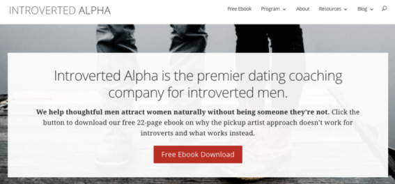 Introverted Alpha ebook