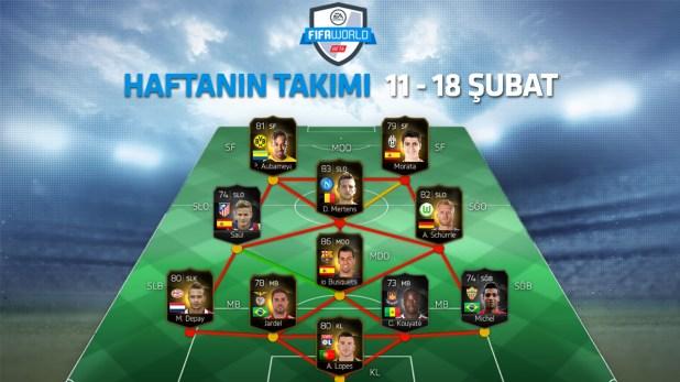 TOTW-11Şubat