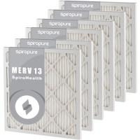 "16.375"" x 21.375"" x 1"" MERV13 Air Filters - $12.83/ea."