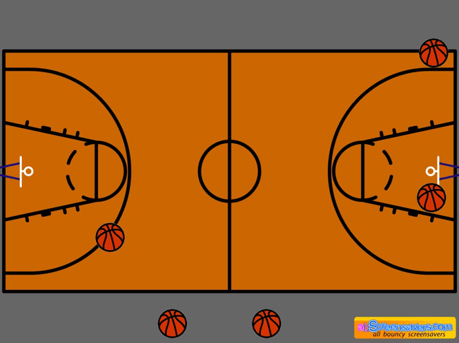download basketball screensaver 1