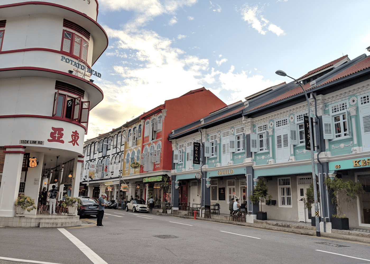 Guide To Keong Saik The Coolest Bars And Restos To Hit Up
