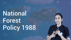The national forest policy was launched in 1988. Types Of Forests In India In English Geography Video Lectures