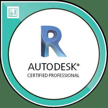 Autodesk Certified Professional Revit Architecture Image