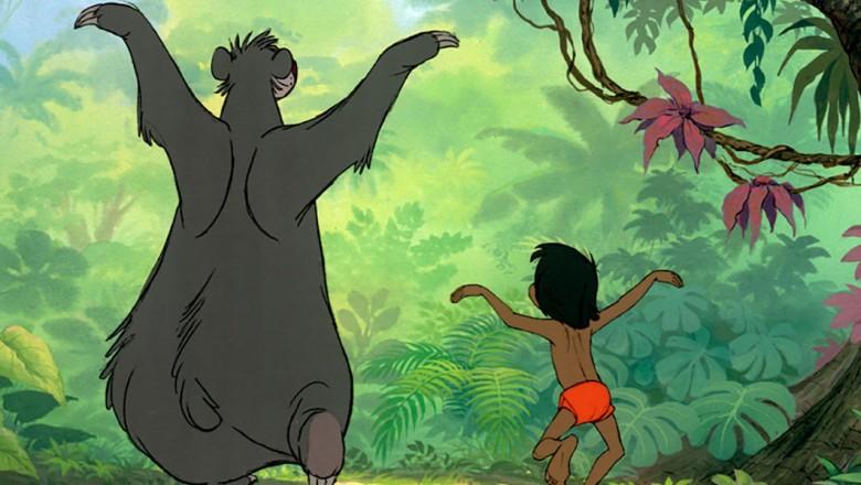 The Jungle Book Premieres - D23
