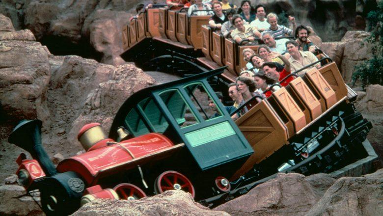 big thunder mountain railroad refurbishment june 2021. Big Thunder Mountain Railroad Opens At Walt Disney World D23