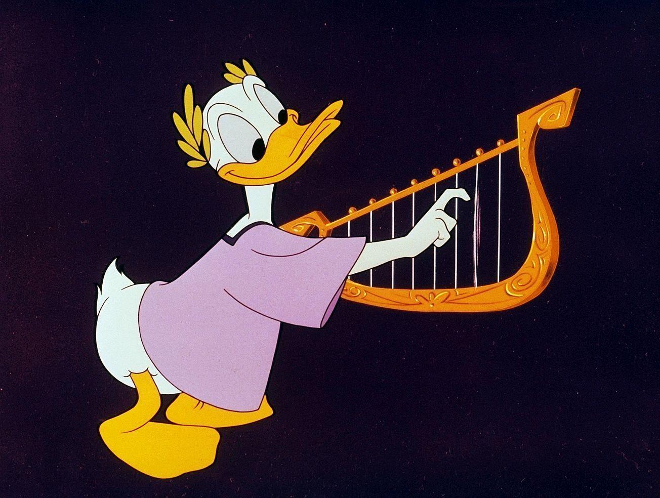 Donald In Mathmagic Land Film