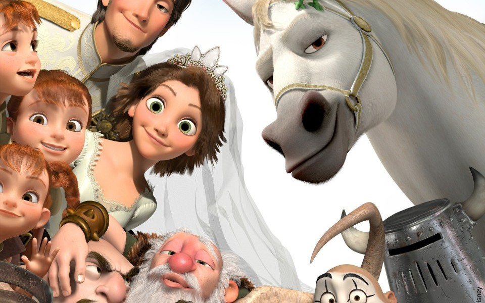 tangled ever after film