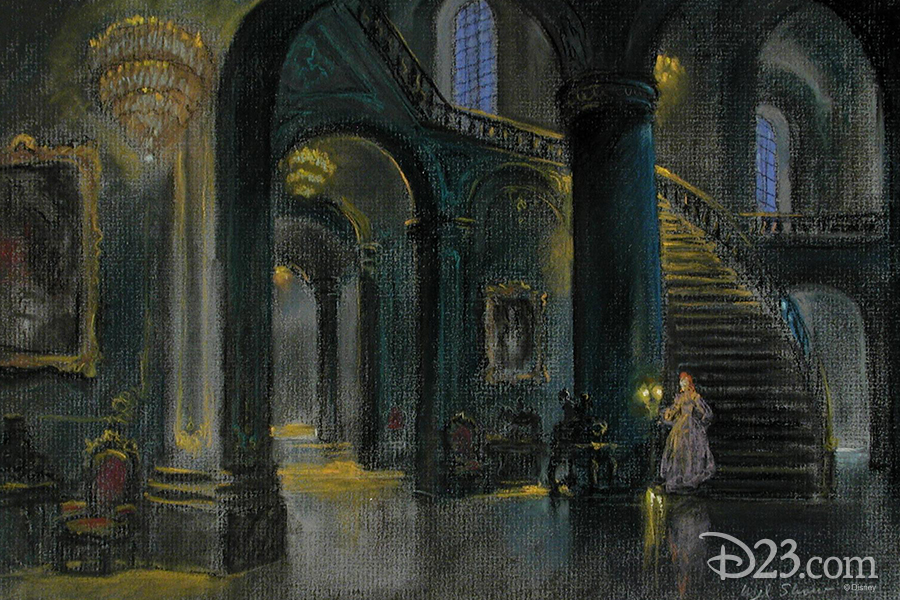 Wallpaper Quotes For Bedroom Enchanting Concept Art From Beauty And The Beast Gallery