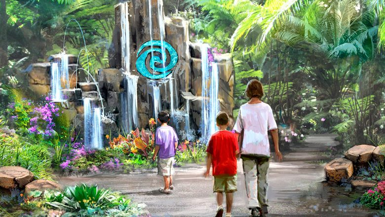 Journey of Water, Inspired by Moana, coming to Epcot, as a part fo their massive reimagining