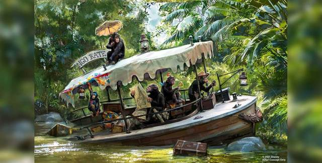 Walt Disney Imagineering Reveals Exciting Enhancements Coming to the Jungle  Cruise - D23