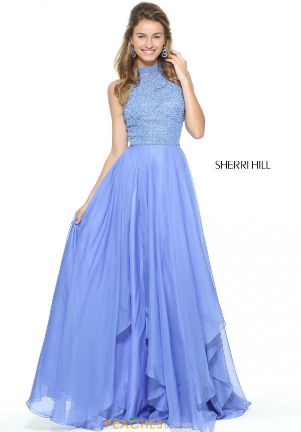 Sherri Hill Dress 50808  PeachesBoutiquecom