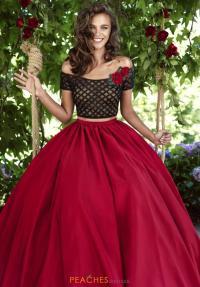 Tarik Ediz Dress 93102 | PeachesBoutique.com