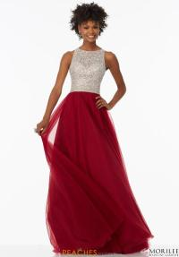 Red Prom Dresses Peaches - Eligent Prom Dresses